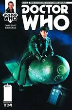 DOCTOR WHO THE NINTH DOCTOR #1 CAPTAIN JACK 1:25 VARIANT COVER 9TH PHOTO COVER
