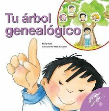 Tu arbol genealogico: Your Family Tree (Spanish Edition) (What Do You Know About