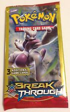 Pokemon Unopened Factory Sealed XY Break Through Dollar Tree Booster Pack
