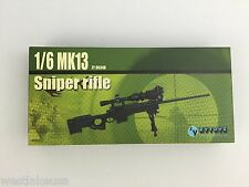 ZY Toys 1/6th Scale MK13 Sniper Riffle ZY-8034B