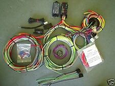 Universal 21 circuit Mini Hot Rod Wiring harness from EZ Wiring