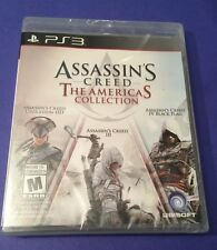 Assassin's Creed *The Americas Collection* For PS3 NEW