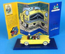 VOITURE TINTIN CAR ATLAS N° 16 La voiture bordure années 50 L'Affaire Tournesol