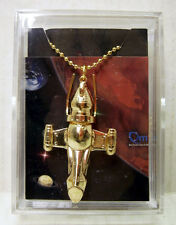 Serenity/Firefly Replica Gold Finish Metal Pendant w/ Necklace/Chain