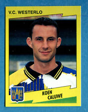 FOOTBALL 98 BELGIO Panini -Figurina-Sticker n. 338 - CALUWE -V.C WESTERLO-New