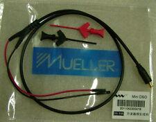 Digital Hook Clips Probe for DSO Nano Quad 201 203 Oscilloscope Mueller MCX