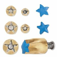 Kemper Klay Kutter Assorted Size Polymer Clay Star Cutter Great for Beads