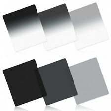 6pcs Graduated Neutral Density ND Filter Set For Cokin P Series UK Seller