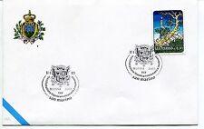 2003-01-11 San Marino 45°manifestazione filatel. numism Modena ANNULLO SPECIALE