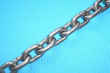 1303-8 Kette 8mm DIN766 kurzgliedrig V4A A4 Edelstahl