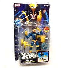 "Marvel  Legends  X Men Classic Jim Lee style CYCLOPS 6"" figure RARE, box Damaged"