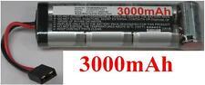 Batterie 8.4V 3000mAh type SC3000/D47/TRX Pour Generic RC Racing Car