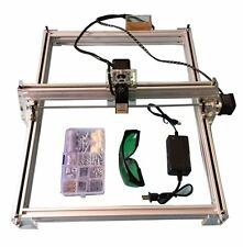 40X50CM 500mw 12V USB Desktop Laser Cutting/Engraving Machine DIY Logo Picture M
