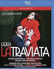 Verdi: La Traviata [Blu-ray], New DVDs