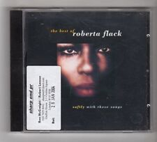(GZ934) Roberta Flack, The Best Of - 1993 CD
