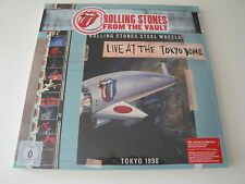 The Rolling Stones: from the Vault-Live at the Tokyo Dome VINILE 4 LP + DVD