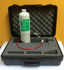 MSA (Mine Safety App. Co.) TC-39M NRC 69/104 M-1102 Check Gas Calibration Kit