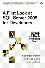 A First Look at SQL Server 2005 for Developers (Microsoft.NET Development), Sull