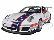 PORSCHE NORTH AMERICA 911 GT3 CUP USA # 810 MUSEUM COLLECTION 1/18 WELLY 18033