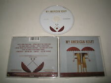MY AMERICAN HEART/HIDING INSIDE THE HORRIBLE WEATHER(WARCON/0180361BDM)CD ALBUM