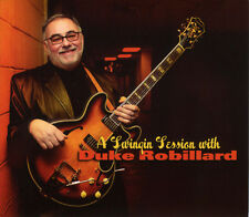 Swinging Session With Duke Robillard - Duke Robillard (2009, CD NIEUW)