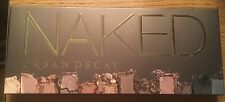 AUTHENTIC Urban Decay Naked Eye Shadow Palette BRAND NEW IN BOX