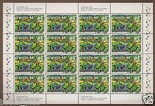 Canada Stamps -Full Pane of 16 -International Year of Older Persons #1785 -MNH