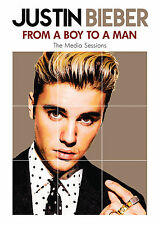 JUSTIN BIEBER New Sealed 2016 COMPLETE HISTORY & BIOGRAPHY DVD