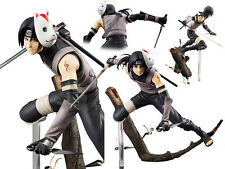 Japan Anime Naruto Shippuden Uchiha Itachi PVC Figure Figurine Battle 21cm NoBox