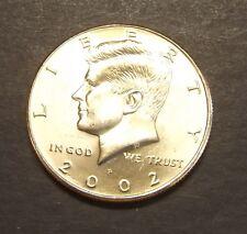 2002 P  Kennedy Half, BU from Mint bag - (3641)