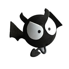 Antenna Balls Black Big Eyes BAT Decorative Car Antenna Topper Balls