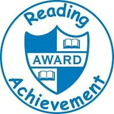 Reading Achievement - Self inking teacher reward xstamper stamp