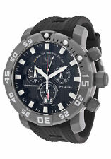 Invicta 14244 Sea Base Swiss Chronograph Sapphire Crystal Poly Strap Watch