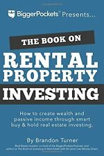 The Book on Rental Property Investing by Brandon Turner (1 edi.) (Paperback) NEW