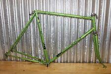 Vintage Puch 58cm Frame Reynolds 531 Retro Road Racing Bike Eroica Shimano 70s
