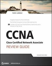CCNA Cisco Certified Network Associate Review Guide, includes CD: Exam-ExLibrary