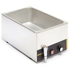 1/1 Gastronorm Size Electric Wet Heat Bain Marie Food Warmer @Next Day Delivery