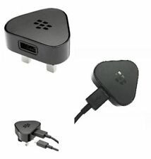 GENUINE BLACKBERRY UK MAINS CHARGER For Q5 Q10 Z10 9700 9780 9900 9860 9360 9300