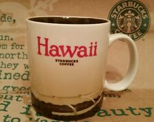 Starbucks Coffee Mug/tasse/Gobelet Hawaii, Global Icon, NEUF avec sku-sticker!!!