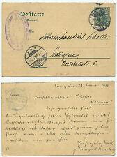 16066-cosa muy p 67 a-Berlín 23.1.1906 después de Göttingen-struppe & Winckler