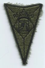 18th Airborne Corps RECONDO School Subdued Patch