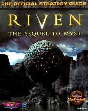 Riven: The Sequel to Myst: The Official Strategy Guide (Secrets of the Games Ser