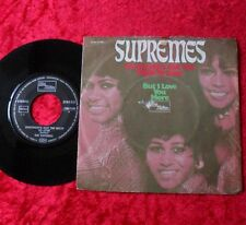"""Single 7"""" The Supremes - Everybody's got the right to love"""