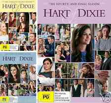 Hart Of Dixie COMPLETE Seasons 2, 3 & 4 : NEW DVD