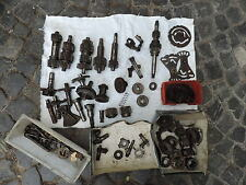 Triumph BSA UK Getriebeteile Welle Zahnrad gearbox wheel axles gears Norton AJS