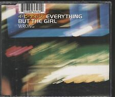 Everything But the Girl - Wrong CD (single)