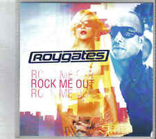 Roy Gates-Rock Me Out Promo cd single