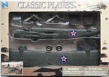 NewRay - B-25 Mitchell 1:72 Kit / Bausatz Neu/OVP Flugzeug-Modell