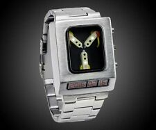 Back to the Future Flux Capacitor Watch Wristwatch Prop Replica Collectors Item