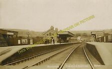 Bolsover South Railway Station Photo. Scarcliffe - Arkwright Town. GCR. (2)